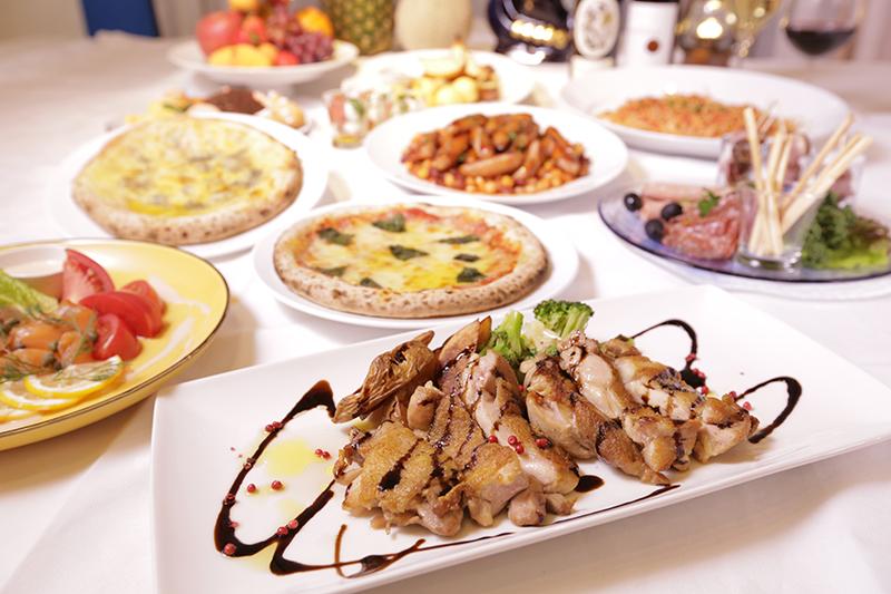 地中海料理レストラン